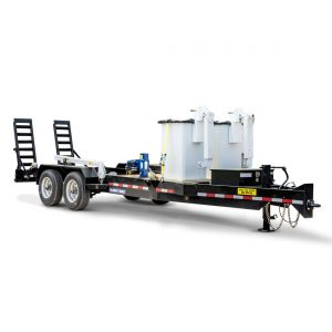 Super 6000 Equipment Trailer